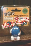 ct-180514-98 m&m's / 2009 Luggage Lock