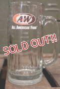 dp-180601-03 A&W / 1990's Root Beer Mug (L)