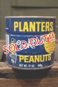 dp-180601-16 Planters / Mr.Peanuts 1970's-1980's Tin Can