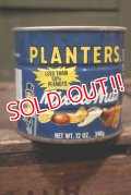 dp-180601-17 Planters / Mr.Peanuts 1970's-1980's Mixed Nuts Tin Can