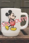 kt-180701-05 Mickey Mouse / Anchor Hocking 80's 9oz mug