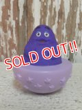 nt-141001-29 McDonald's / Grimace 1990 Meal Toy (Under 3)