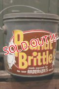 dp-180601-23 Andersen's / Peanut Brittle Bucket Can