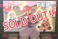 "pz-130917-04 PEZ / Store Display Header Card ""Nintendo Super Mario"""