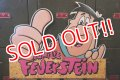 "pz-130917-04 PEZ / Store Display Header Card ""Fred Flintstone"""