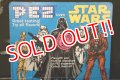 pz-130917-04 PEZ / STAR WARS Counter Display Header Card
