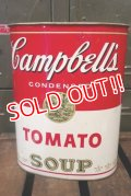 dp-180701-07 Campbell Tomato Soup / Cheinco 1975 Trash Box