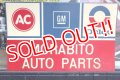 dp-180701-26 AC GM Delco / Large Plastic Sign