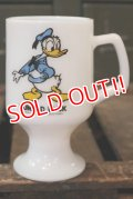 kt-180701-09 Donald Duck / Federal 1970's Footed Mug