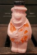 ct-1807001-06 Fred Flintstone / 1960's Bubble Bottle