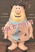 ct-1807001-05 Fred Flinstone / 1990's Rubber Face Doll