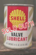 dp-180701-59 SHELL / Valve Lubricant Can
