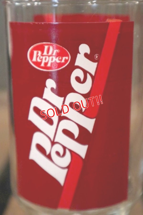 画像2: dp-180701-102 Dr Pepper / 1970's-1980's Glass