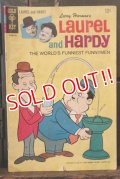 bk-180801-02 Laurel and Hardy / Gold Key 1967 Comic