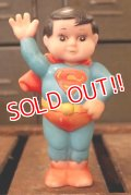 ct-180801-16 Superman / Super Juniors 1978 Soft Vinyl Doll