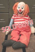 ct-180801-12 Bozo the Clown / Mattel 1960's Doll