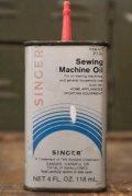 dp-180701-40 Singer / Vintage Sewing Machine Handy Oil Can