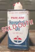 dp-180701-80 PAN-AM / Household Handy Oil Can