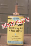 dp-180701-44 SMASH / Penetrating Oil & Rust Solvent Vintage Handy Oil Can