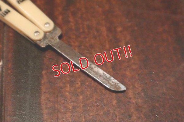 画像4: ct-180801-71 Planters / Mr.Peanut Vintage Folding Knife