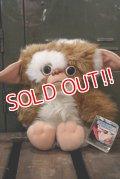 ct-180801-39 Gremlins / Applause 1980's Gizmo Plush Doll