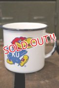 dp-180801-94 The University of Kansas / Jayhawk Mug