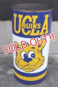 dp-180801-91 UCLA BRUINS / 1960's-1970's Trash Box