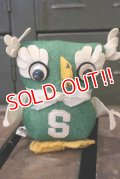 "dp-180801-70 Vintage College Mascot Doll ""S"""