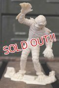 ct-180801-80 Creature from the Black Lagoon / MARX 1960's Figure (White)