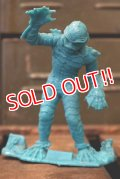 ct-180801-81 Creature from the Black Lagoon / MARX 1960's Figure (Green)