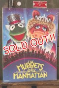 ct-180801-67 The Muppets Take Manhattan / 1980's Pamphlet