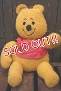 ct-180801-35 Winnie the Pooh / 1960's-1970's Plush Doll
