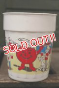 ct-180801-69 General Foods / Kool-Aid Man 1984 Plastic Cup