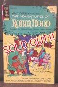bk-180801-13 Robin Hood / Gold Key 1974 Comic
