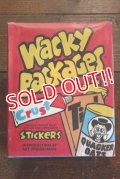 bk-180801-01 Wacky Packages / 1973-1974 Version