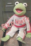 ct-180901-174 Kermit / 1990's Muppet University Plush Doll