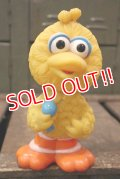 ct-180901-217 Big Bird / ILLCO TOY 1980's-1990's Coin Bank