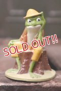 ct-180901-219 Song Of The South / Br'er Frog 1990's PVC Figure