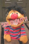 ct-180901-159 Ernie / 1970's Hand Puppet
