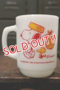 ct-180901-222 Snoopy / Anchor Hocking 1970's-1980's Come Home 9oz Mug