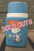 ct-180901-180 Snoopy / 1970's-1980's Thermos Bottle