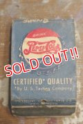 dp-180901-16 Pepsi / 1940's Match Book
