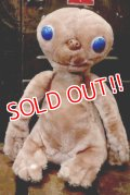 ct-181001-01 E.T. / Kamar 1982 Plush Doll (M)