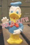 ct-181001-05 Donald Duck / Gabriel 1970's Soft Vinyl Doll