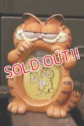 ct-181001-09 Garfield / 1980's Ceramic Photo Frame