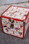 dp-181001-22 Budweiser / 1980's Trunk Box