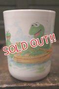 ct-181031-04 Kermit / 1980's Plastic Cup