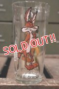 gs-181001-04 Wile E. Coyote / PEPSI 1973 Collector Series Glass