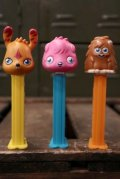 pz-130917-04 Moshi Monsters / PEZ Dispenser Set