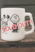 ct-181101-11 PEANUTS / 1960's-1970's Federal Mug